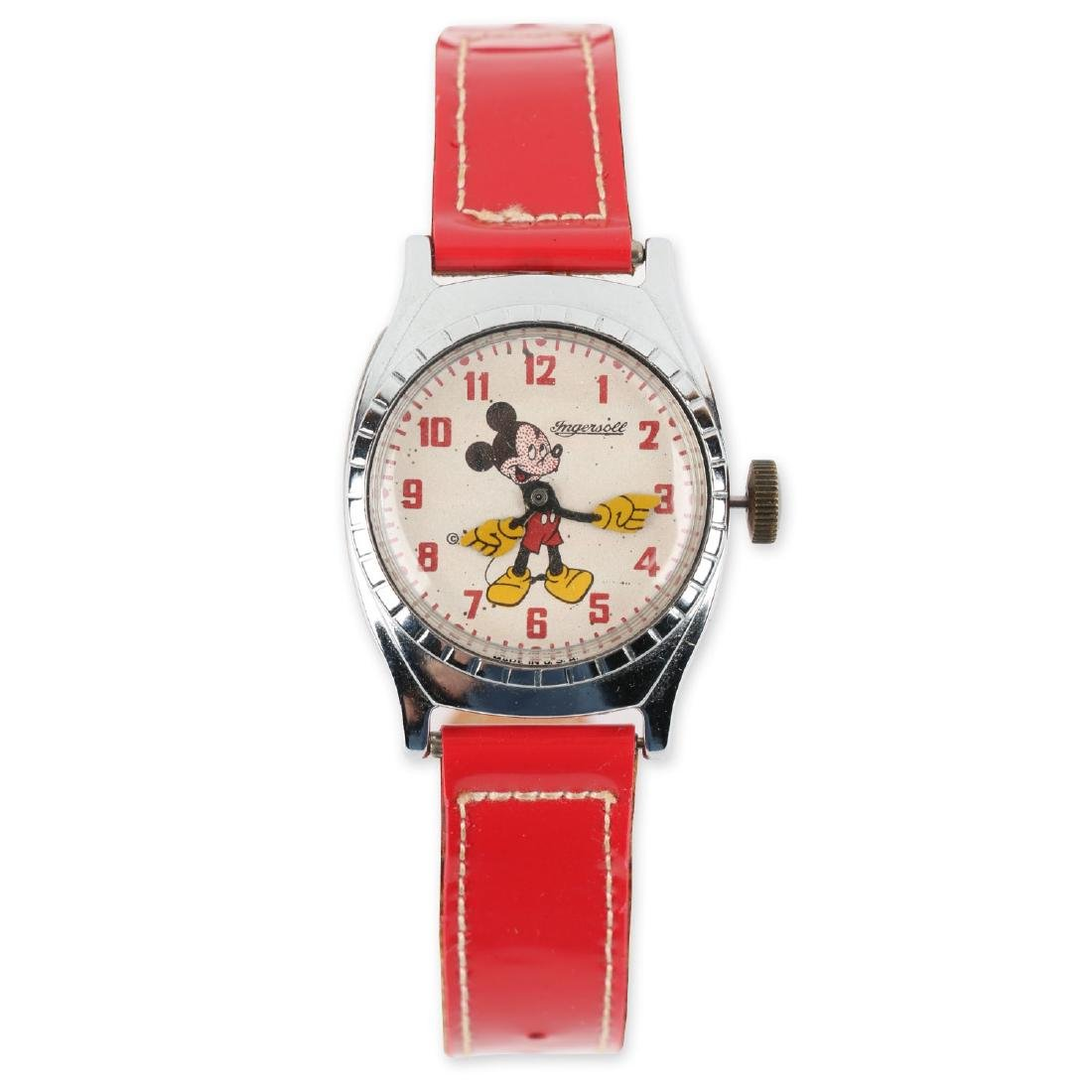 Ingersoll Mickey Mouse Character Wristwatch
