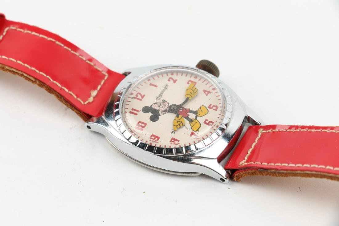 Ingersoll Mickey Mouse Character Wristwatch - 3