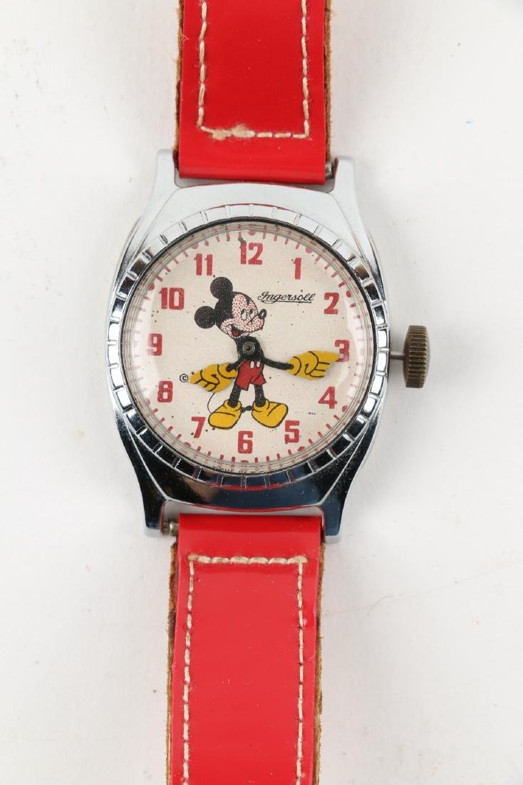 Ingersoll Mickey Mouse Character Wristwatch - 4
