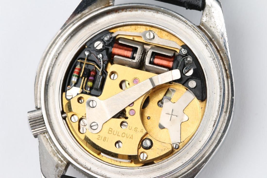 "Bulova Accutron ""Deep Sea"" 666ft Diver's Wristwatch - 6"
