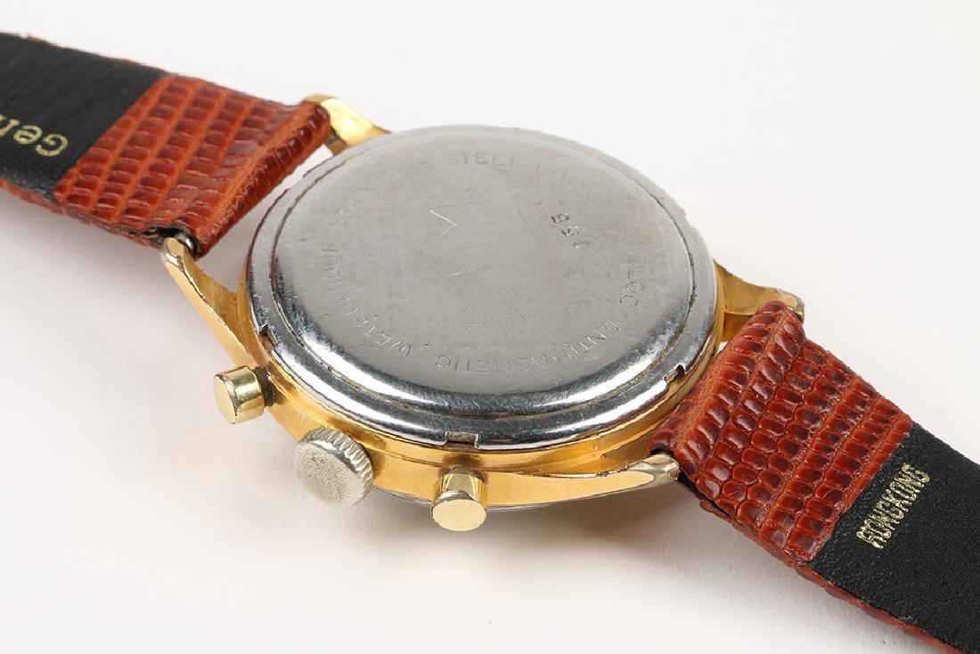 "Swiss 2-Button ""Charly"" Chronograph Wristwatch - 6"