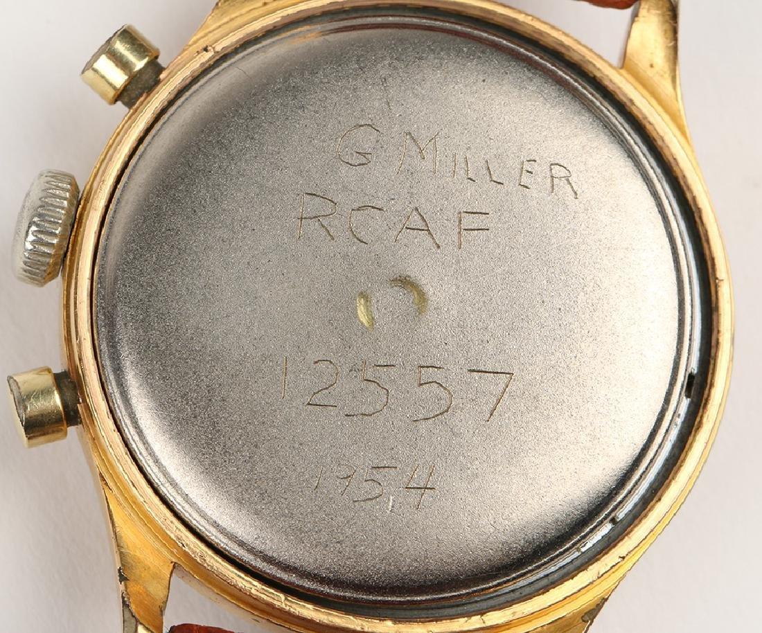 "Swiss 2-Button ""Charly"" Chronograph Wristwatch - 8"