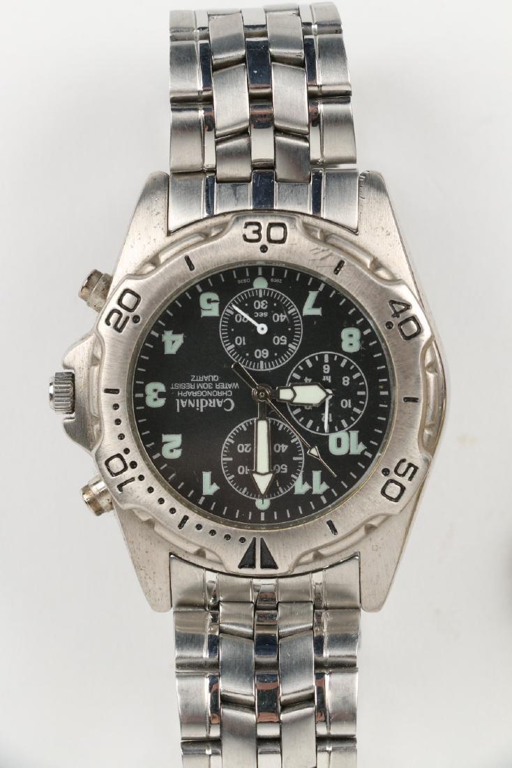 Nine (9) Contemporary Wristwatches Incl. Rolex Replicas - 10