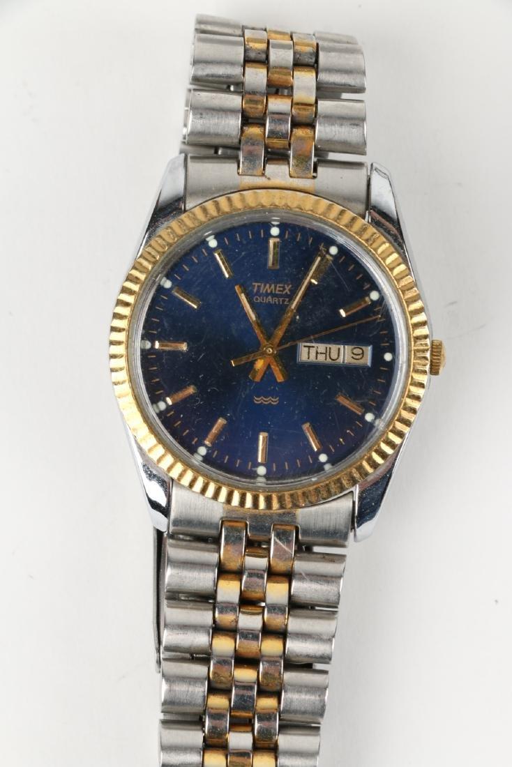 Nine (9) Contemporary Wristwatches Incl. Rolex Replicas - 2