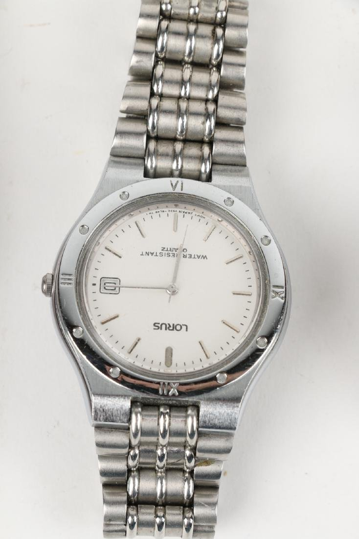 Nine (9) Contemporary Wristwatches Incl. Rolex Replicas - 6
