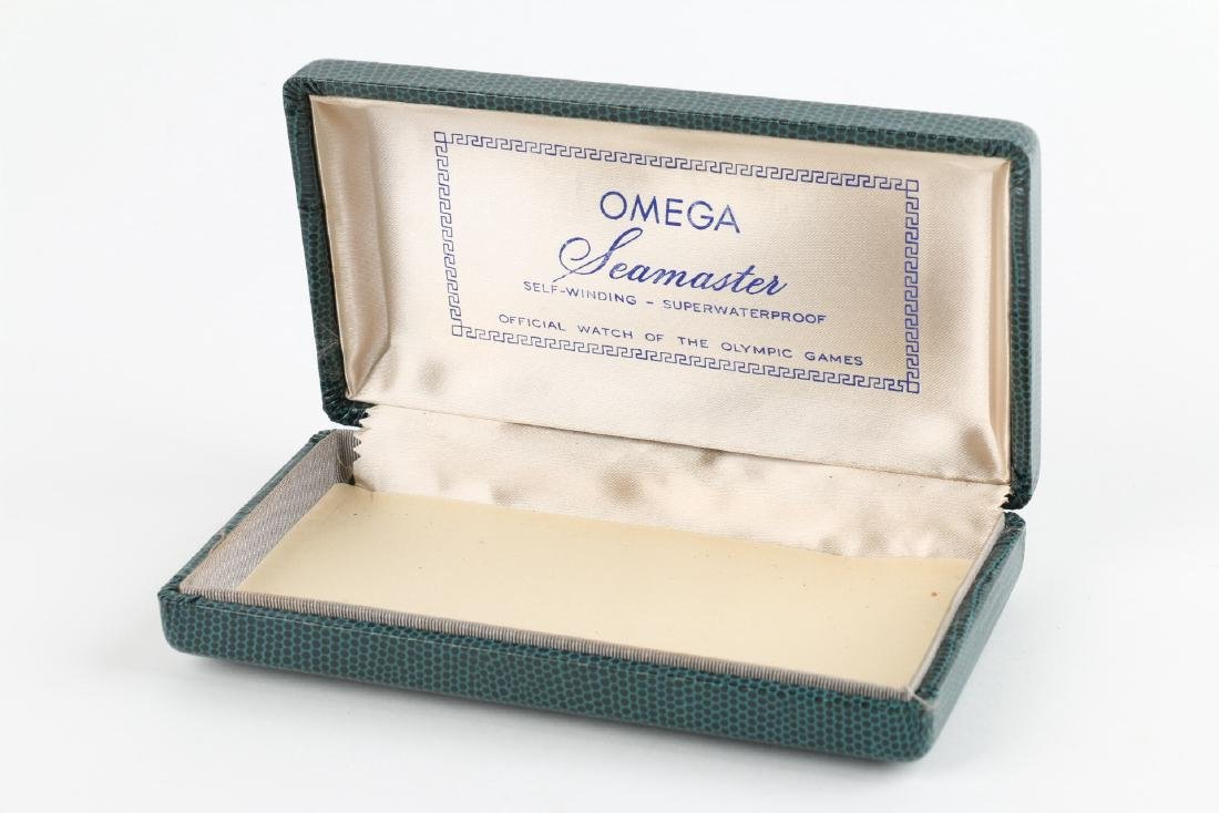 Two (2) NOS Omega Seamaster & Century Jewellers Display - 3