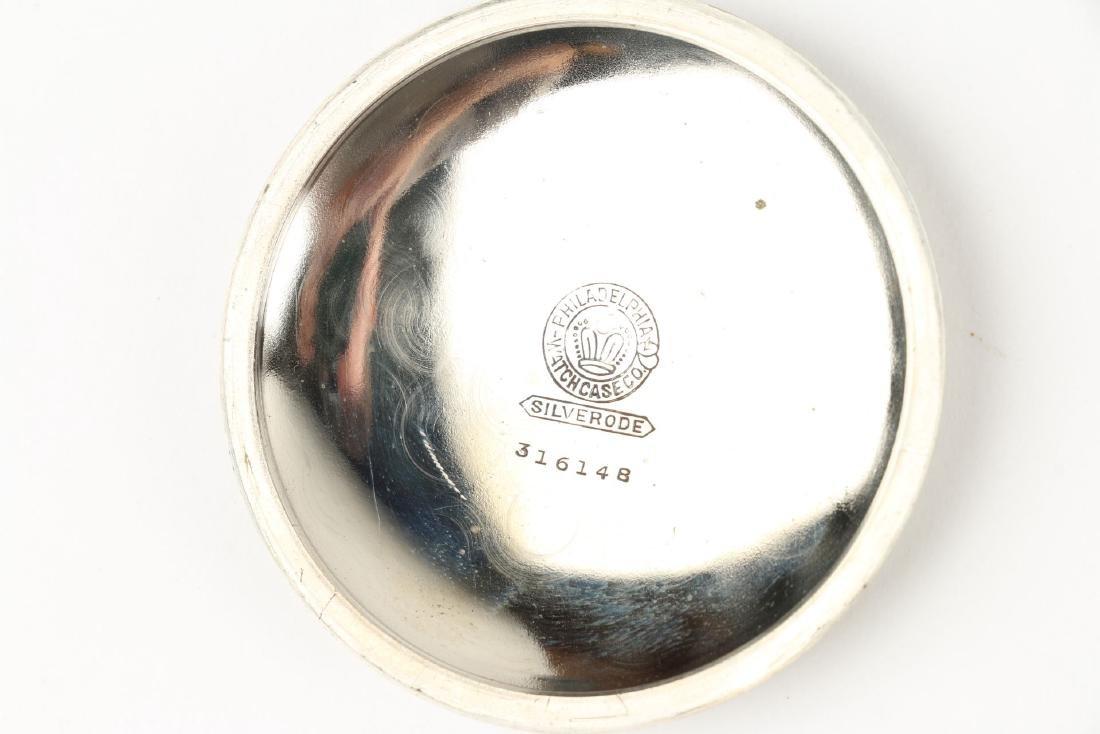 "18S 15J Hampden ""John C. Dueber"" Pocket Watch - 7"