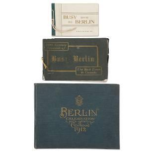 Souvenir Books Berlin Ontario