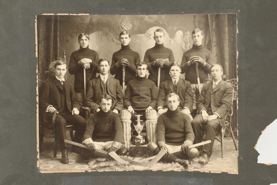 Photographs, New Hamburg Hockey Club, Band - 2