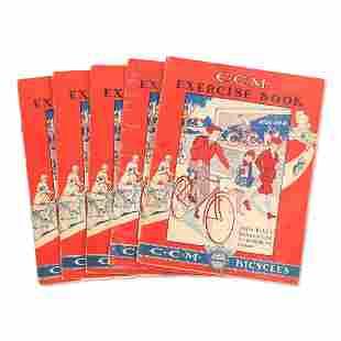 CCM Exercise Books Doukhobor