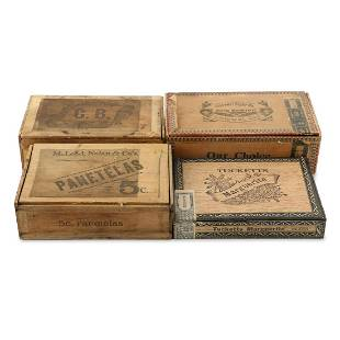 Canadian Cigar Boxes