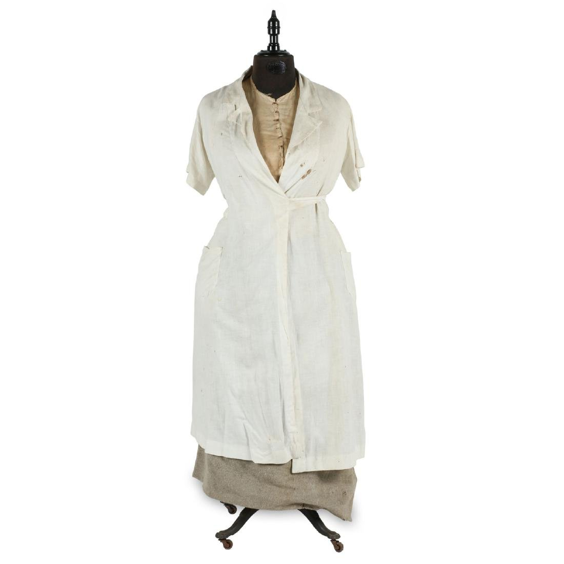"""Clawfoot Victorian """"Judy"""" Dress Form"""