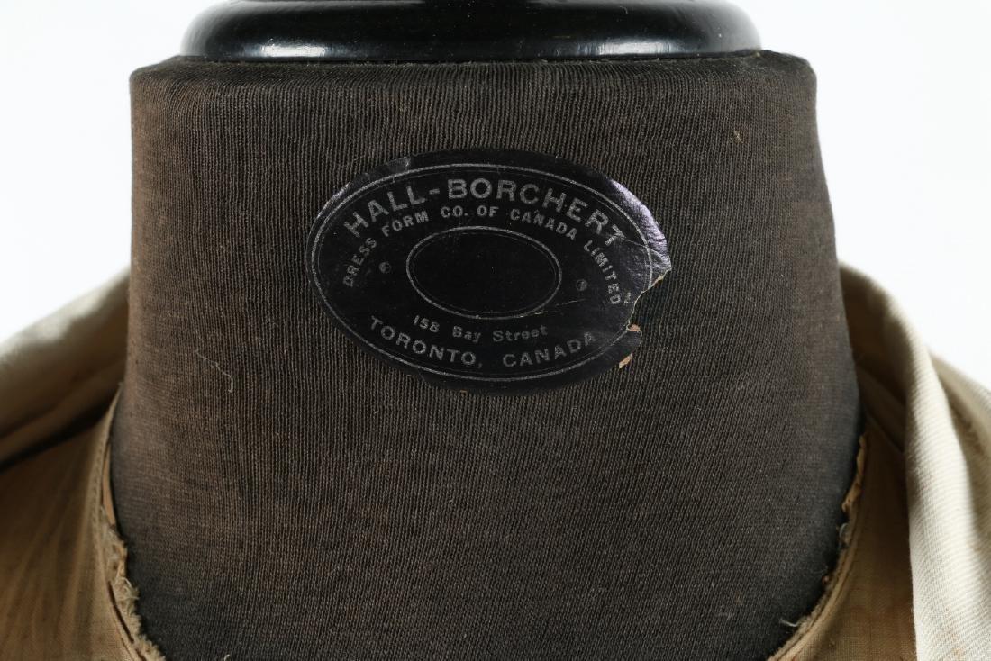 """Clawfoot Victorian """"Judy"""" Dress Form - 4"""