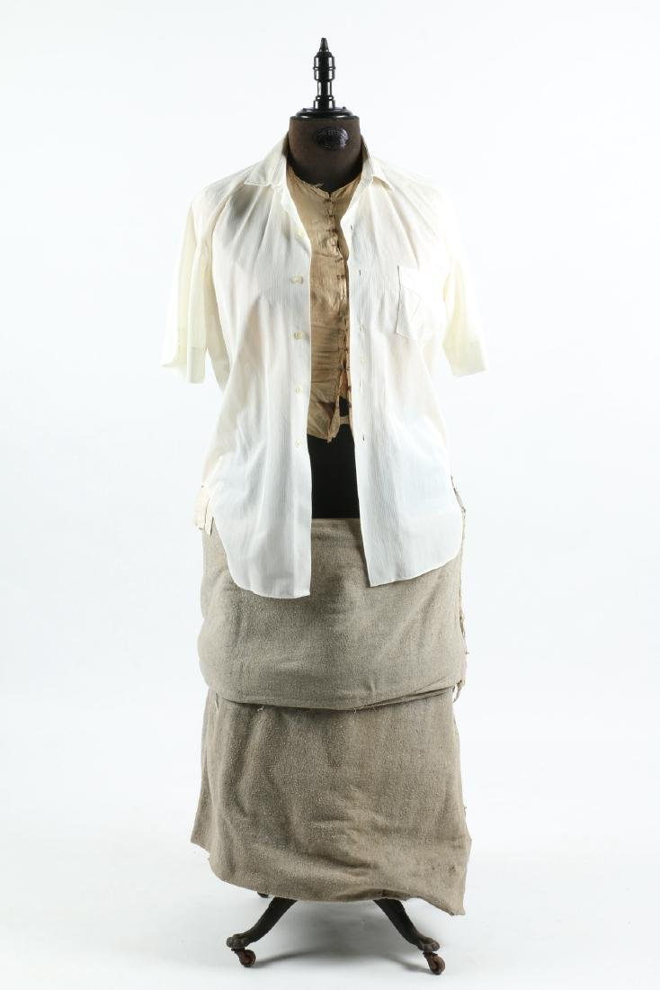 """Clawfoot Victorian """"Judy"""" Dress Form - 8"""