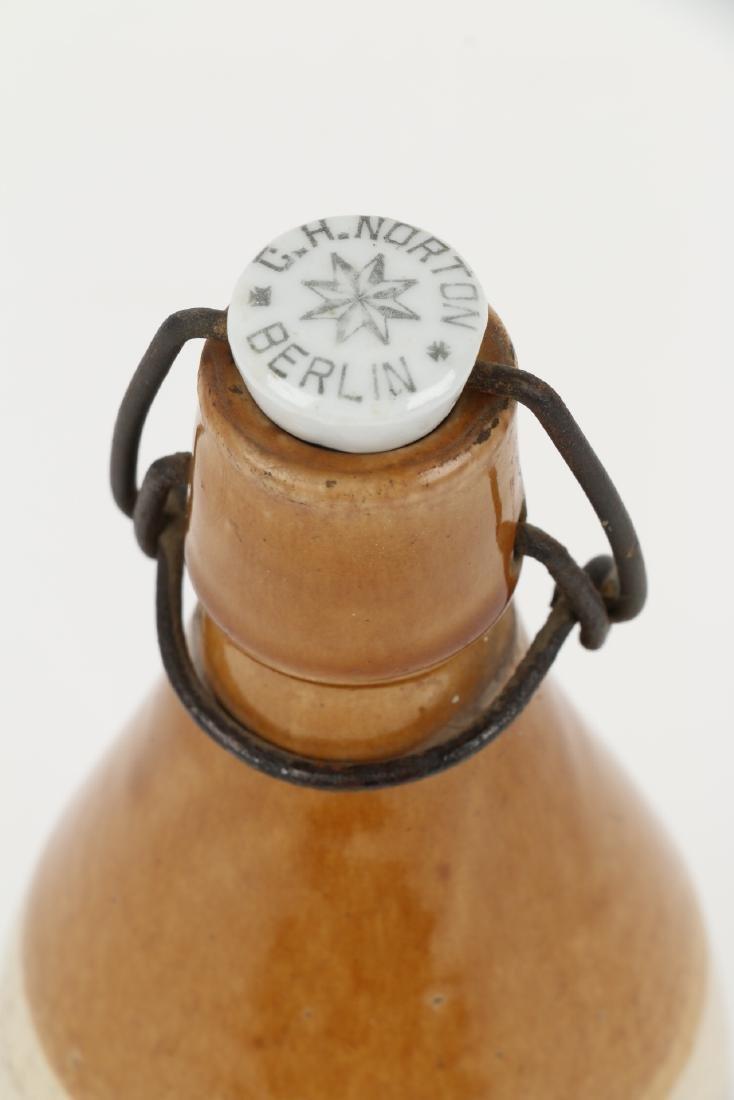 C.H. Norton Ginger Beer Bottle, Berlin - 3