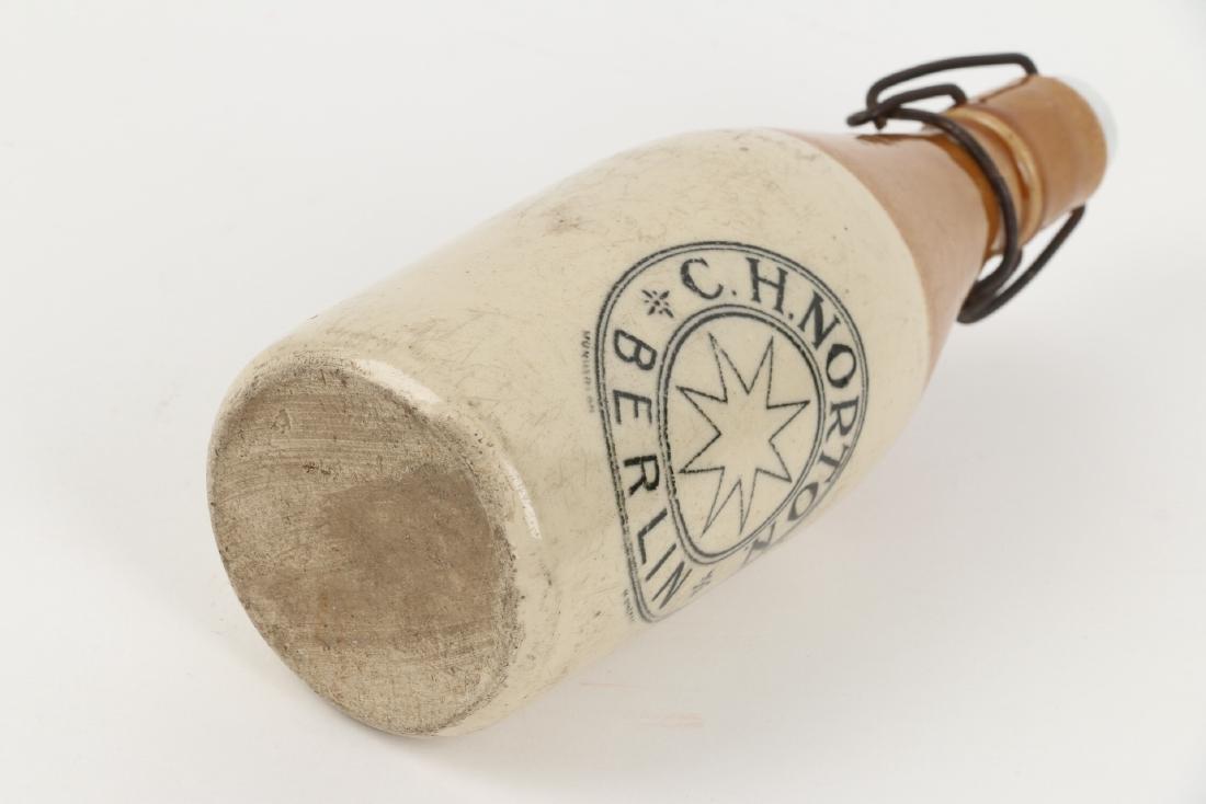 C.H. Norton Ginger Beer Bottle, Berlin - 8