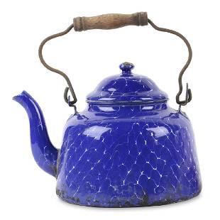 Graniteware Teapot