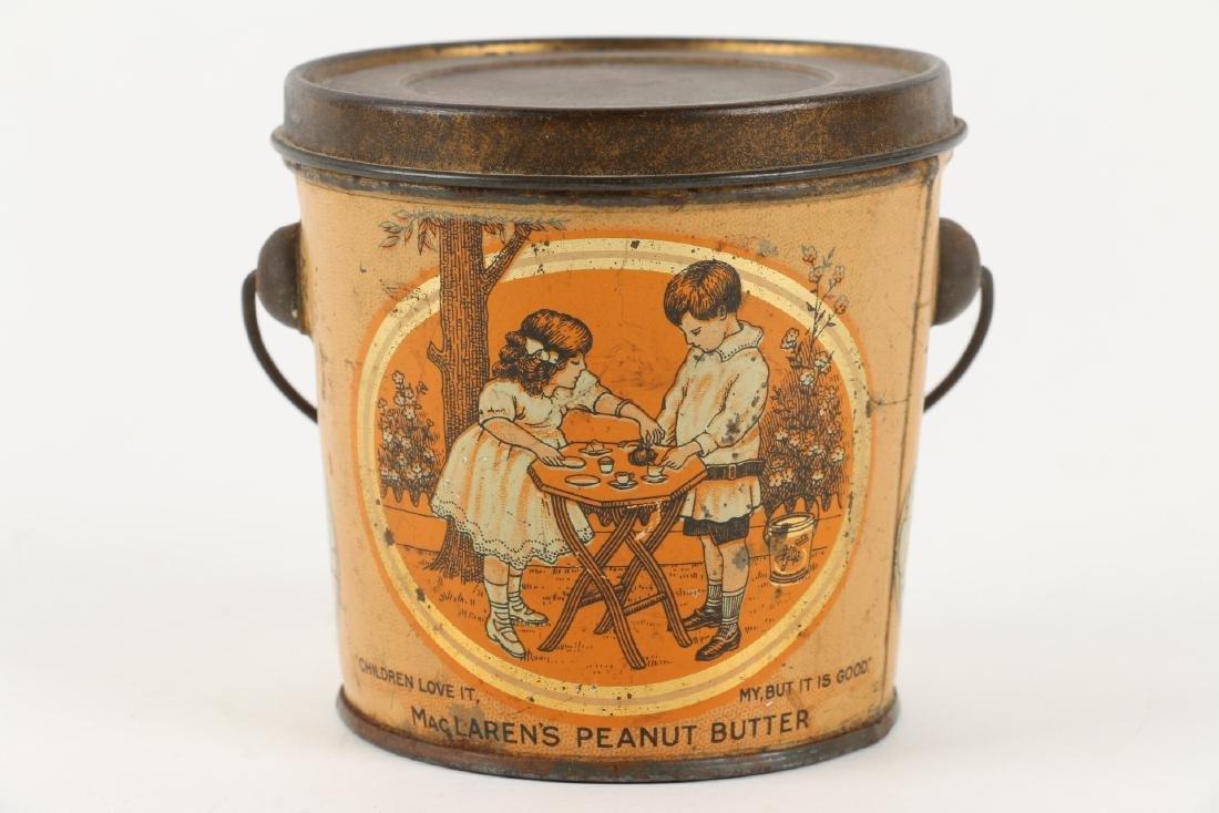 MacLaren's 13oz. Peanut Butter Tin - 2