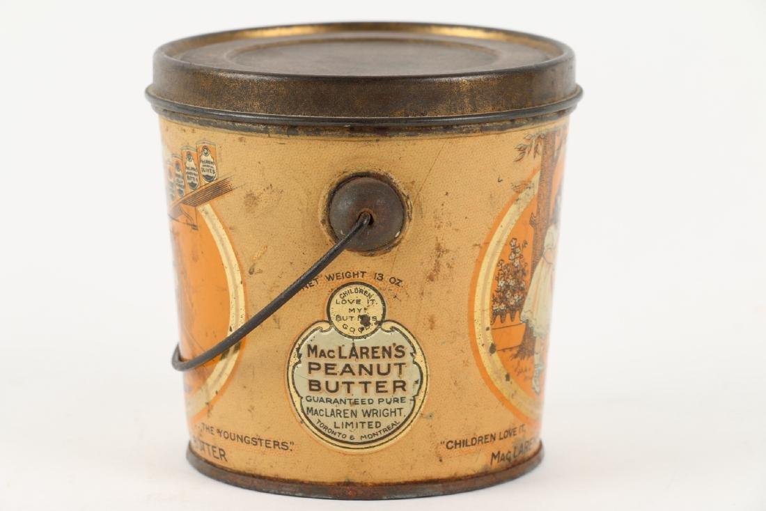 MacLaren's 13oz. Peanut Butter Tin - 4