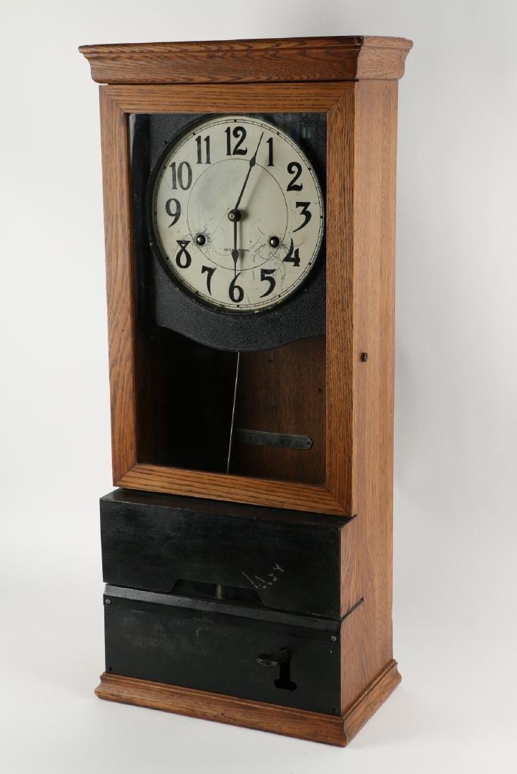 International Wall Punch Clock - 2