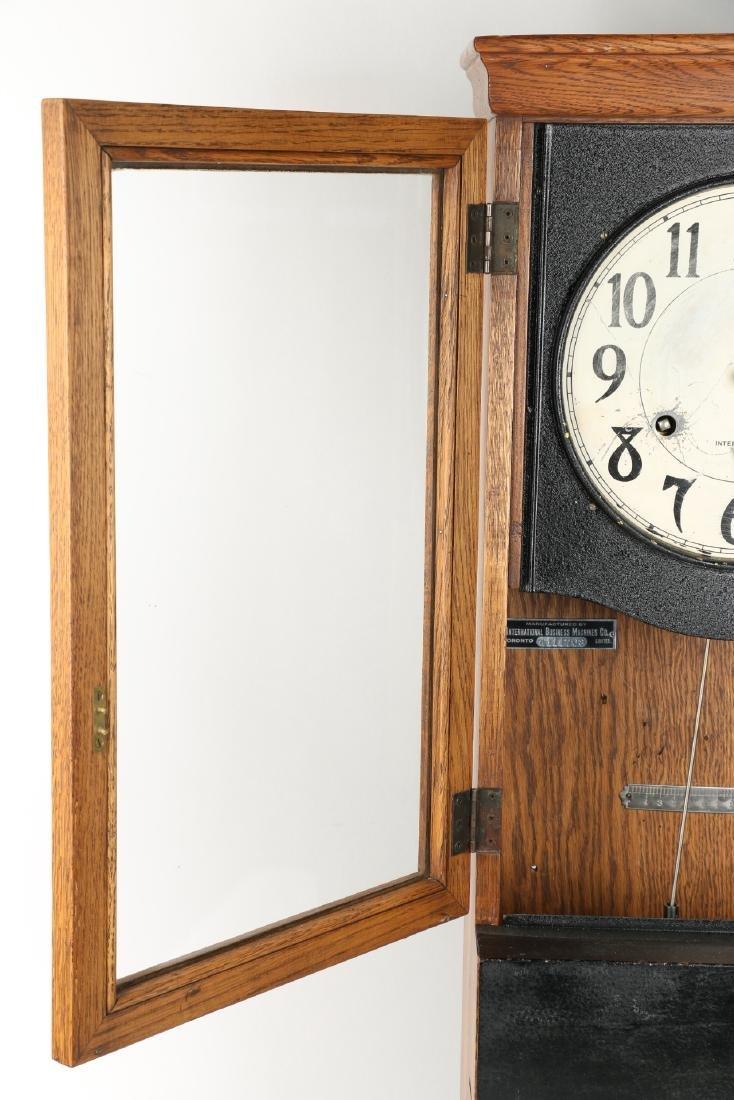 International Wall Punch Clock - 5