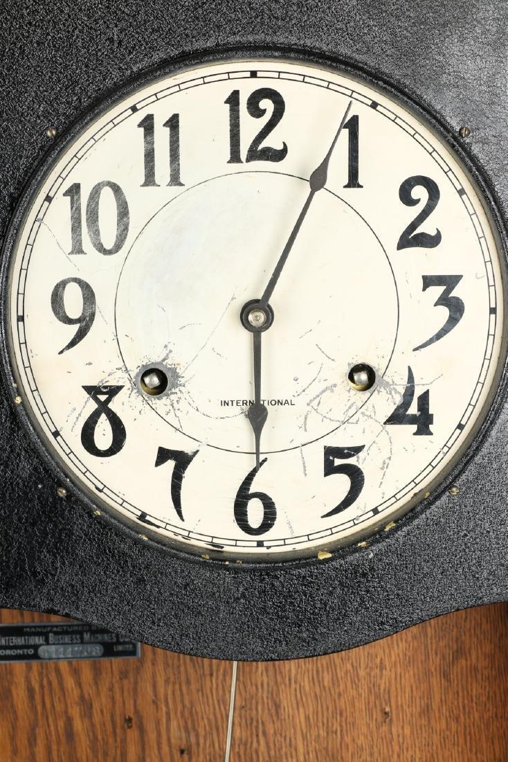 International Wall Punch Clock - 6