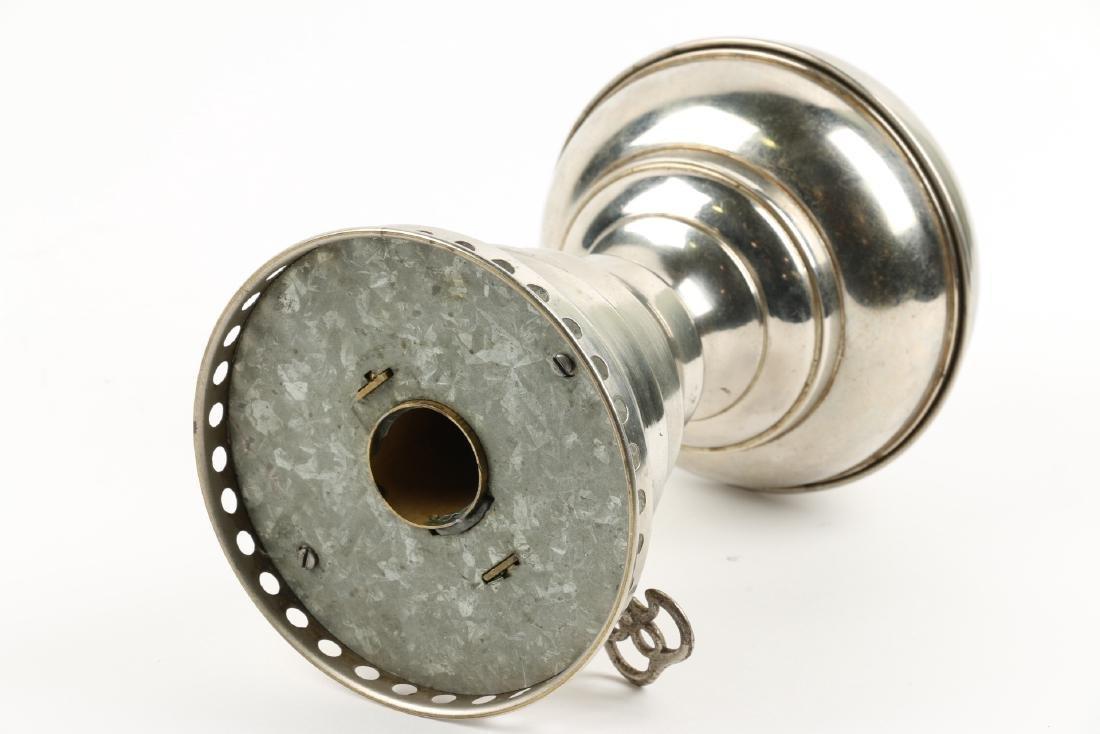 Scarce Mechanical Wanzer Oil Lamp - 7