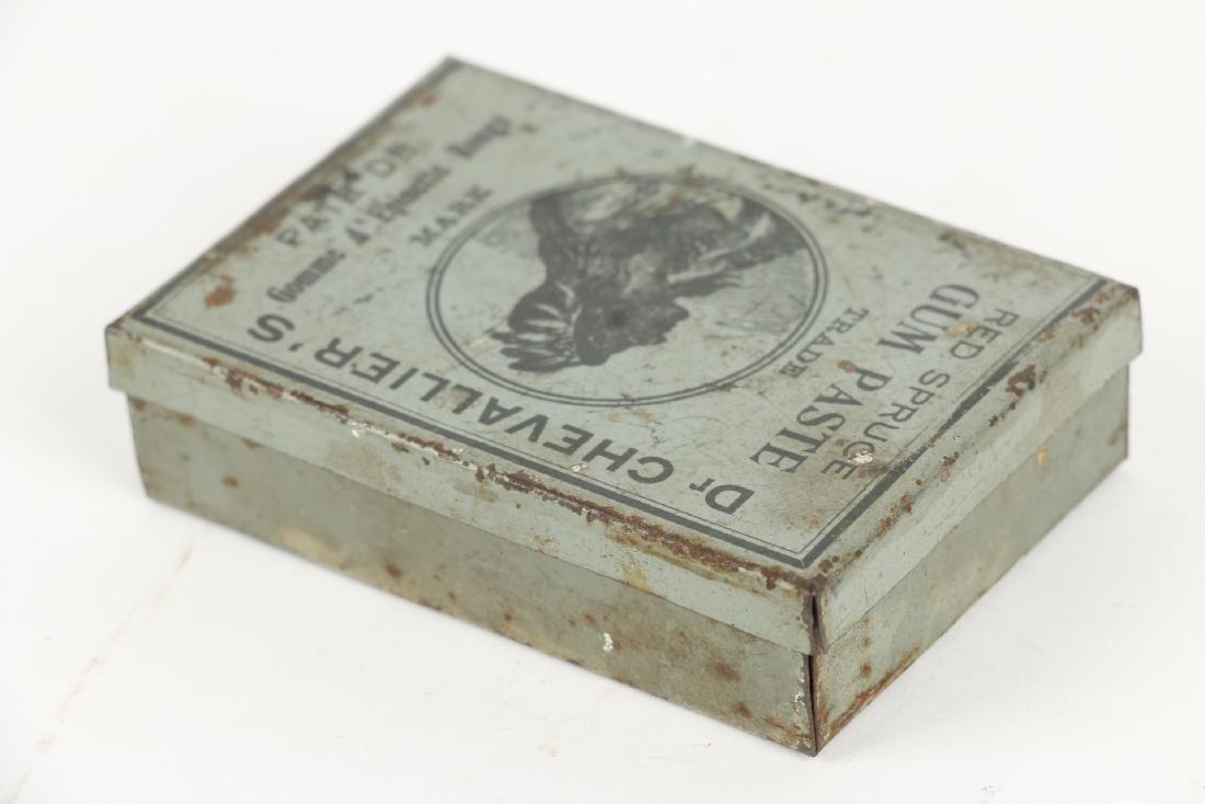 Dr. Chevalliers Spruce Gum Paste Tin - 4