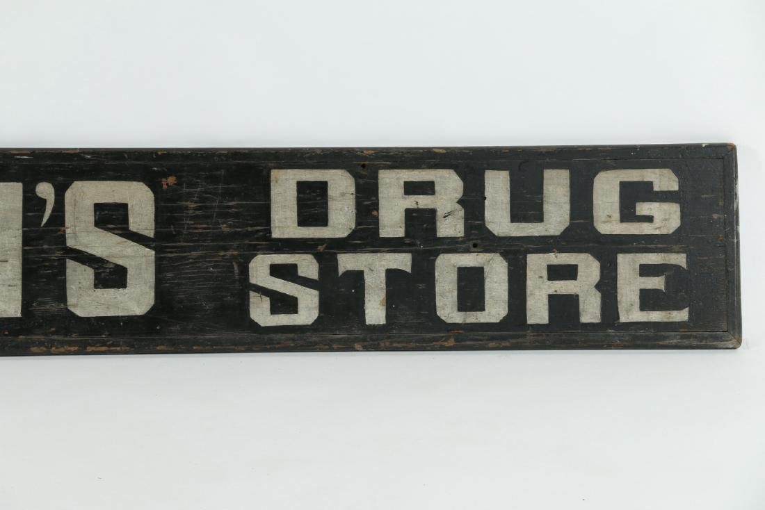 Ferguson's Drug Store Trade Sign - 3
