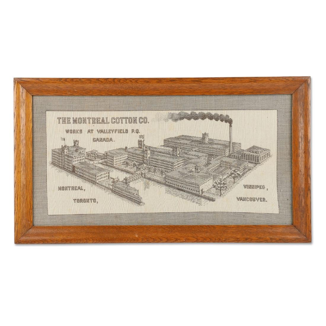 Montreal Cotton Co. Woven Factory Picture
