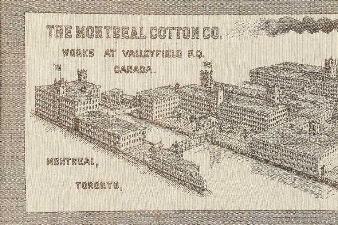 Montreal Cotton Co. Woven Factory Picture - 2