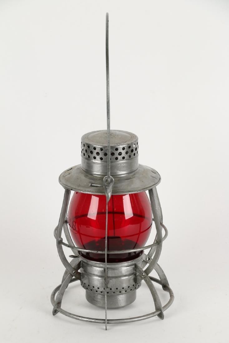 Boston & Maine Railway Lantern - 5