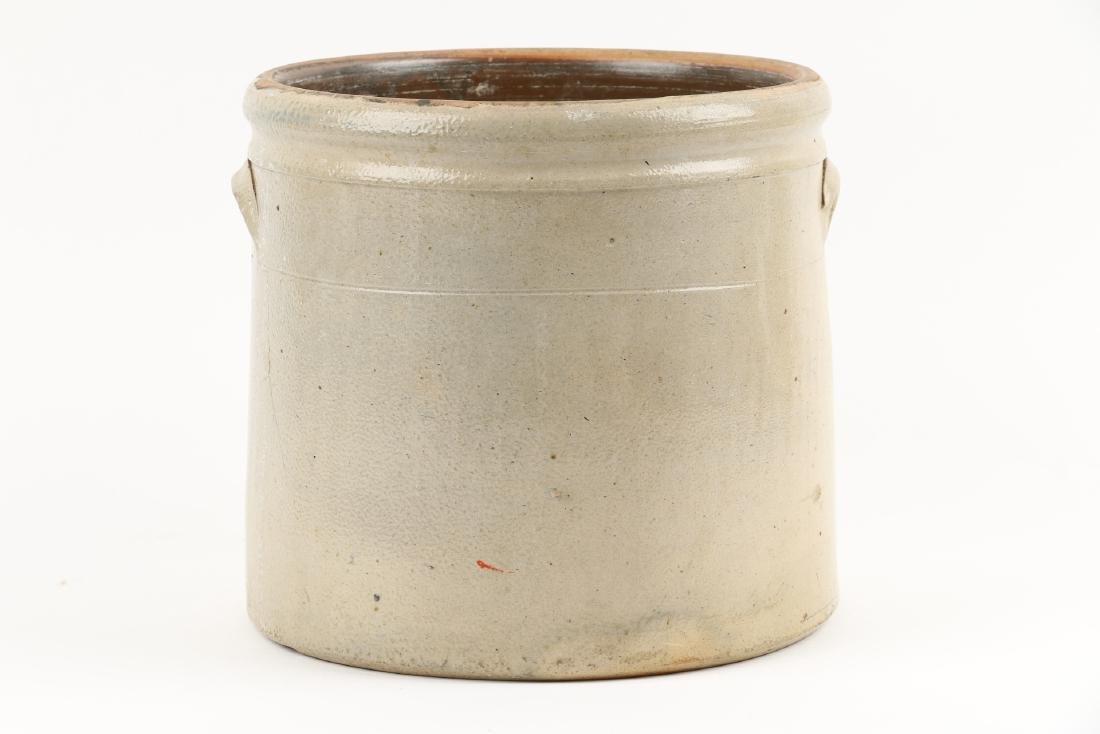 Guelph Ontario Stoneware Merchant Crock - 3