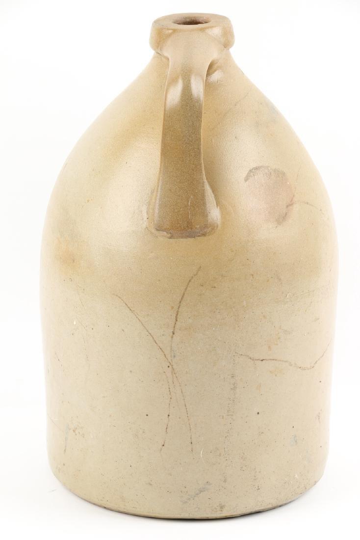 Guelph Ontario Stoneware Merchant Jug - 5