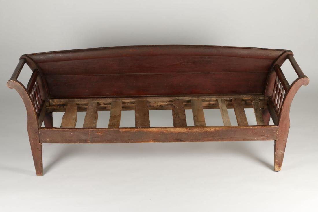 Unusual New Brunswick Settle Bench - 8