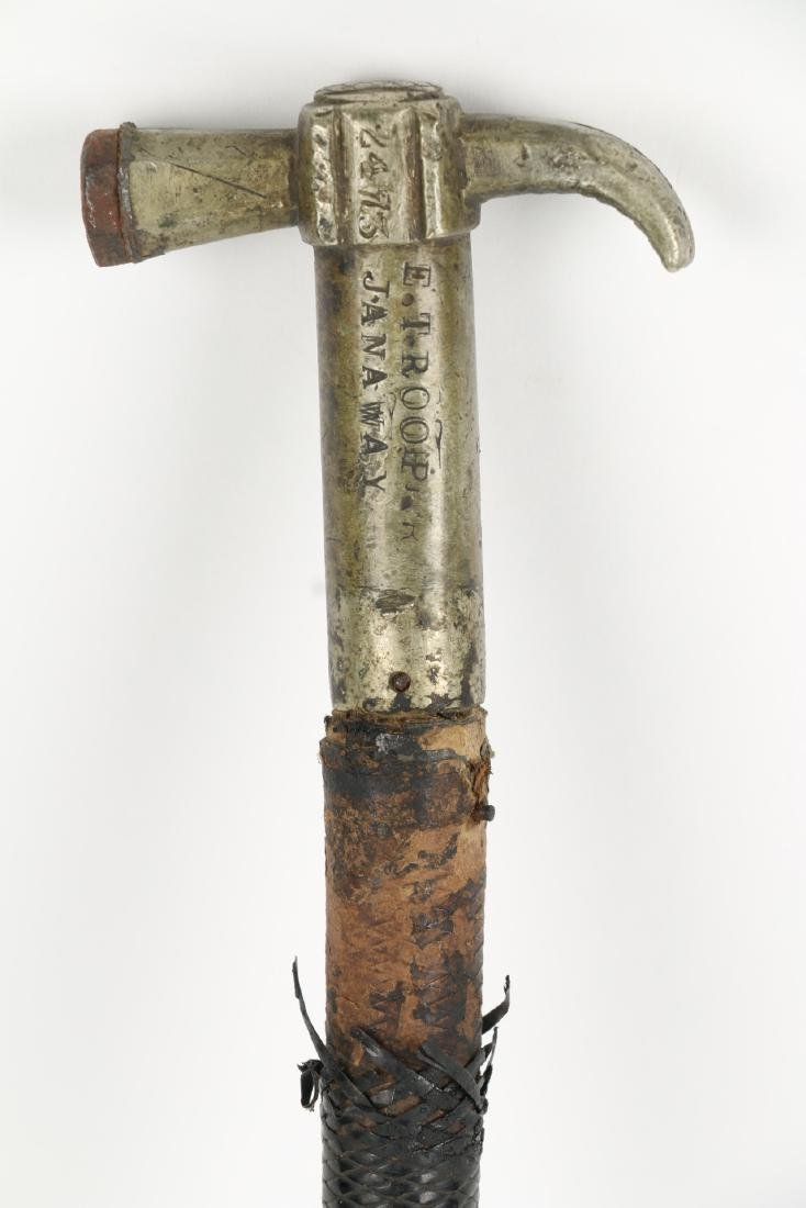 Very Early British Army Picket Hammer - 3