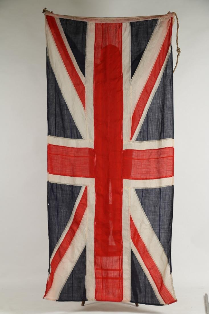 Stitched Union Jack Flag - 3