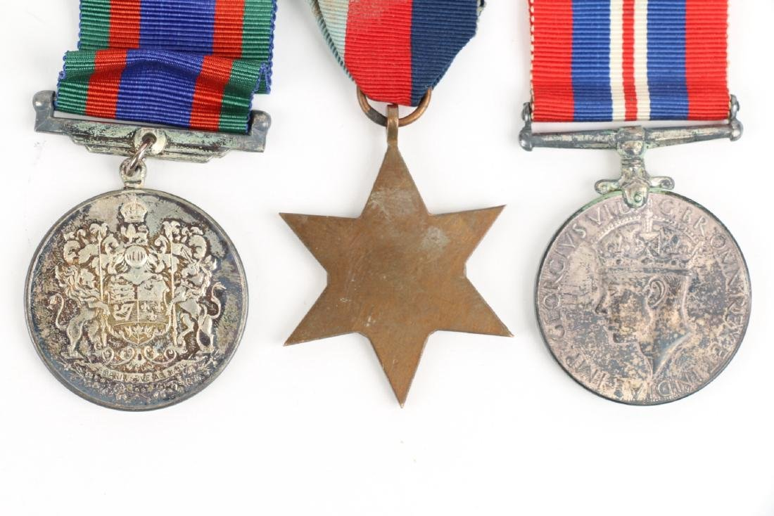 Canadian WWII Badges & Medals - 7