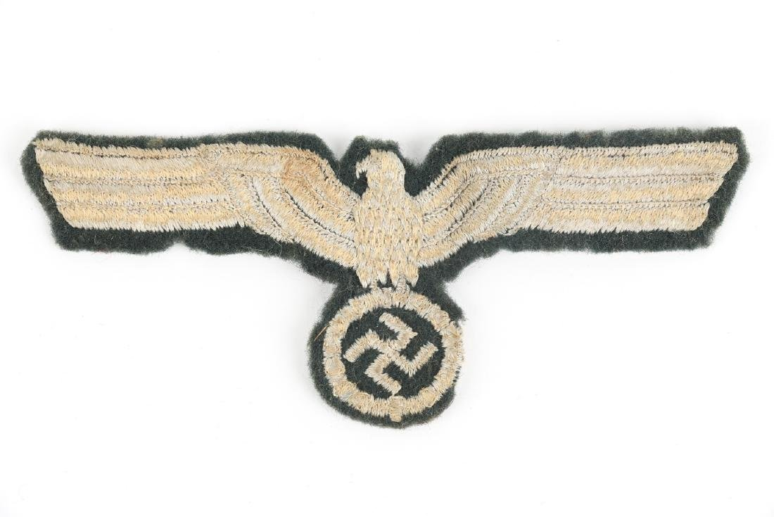 German WWII War Badges & Photograph - 5