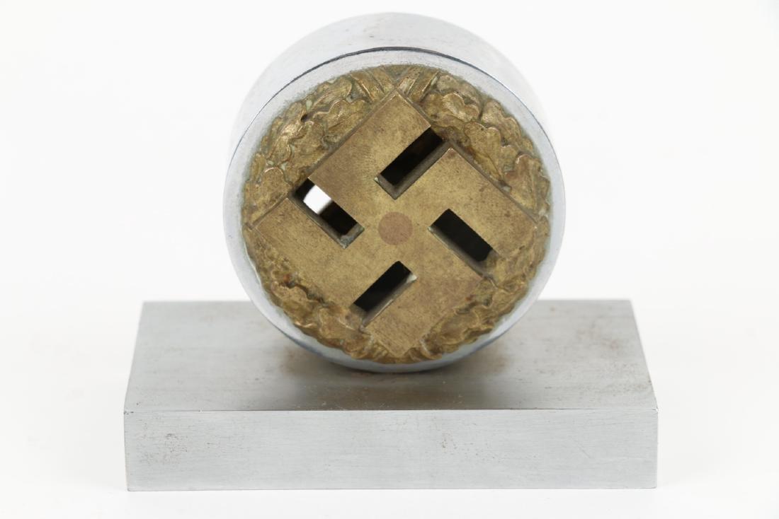 German WWII Presentation Paperweight - 3