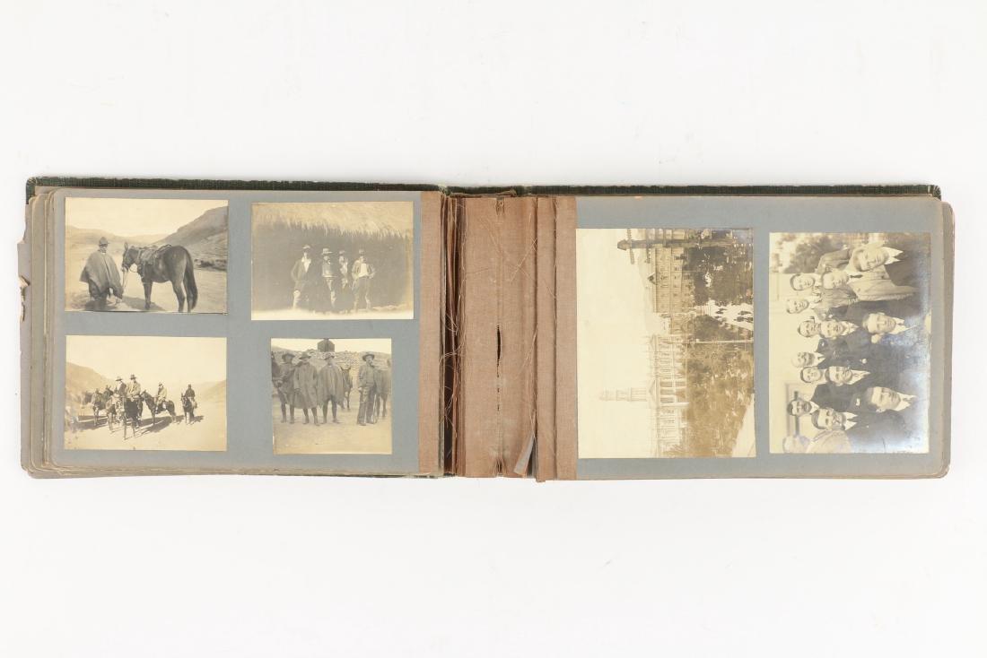 C.1900 Bolivian Mining Prospector Photo Album - 10