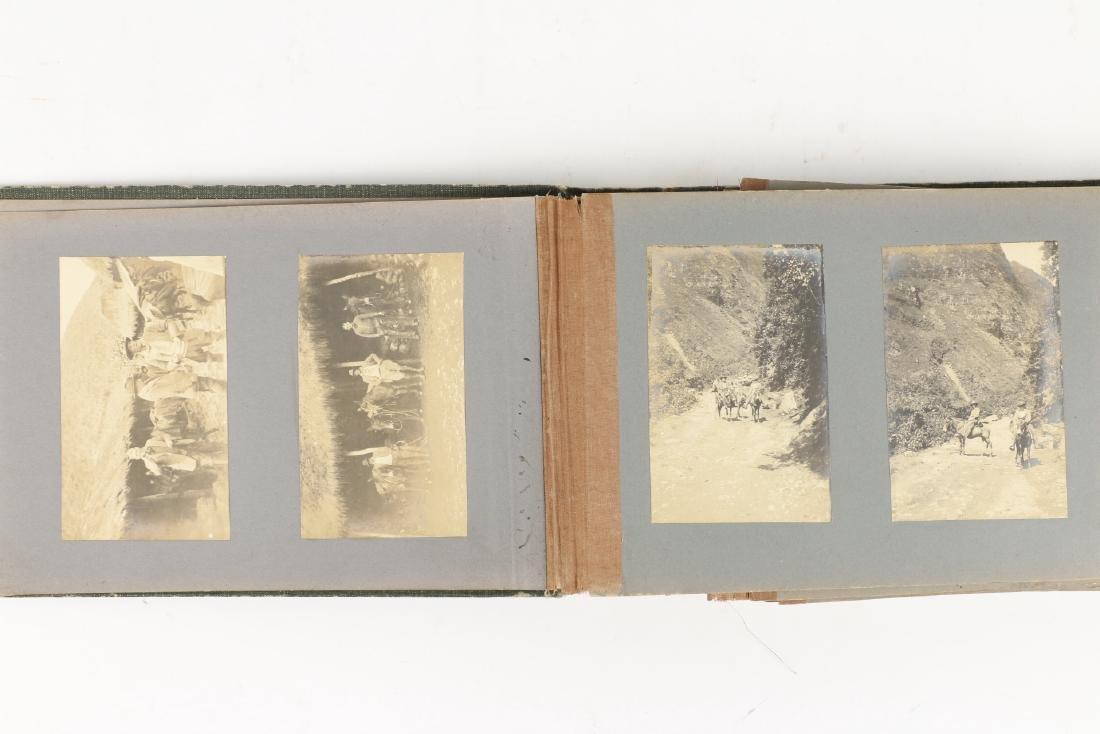 C.1900 Bolivian Mining Prospector Photo Album - 3