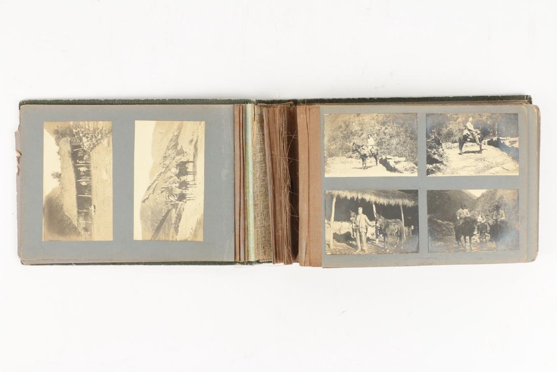 C.1900 Bolivian Mining Prospector Photo Album - 4