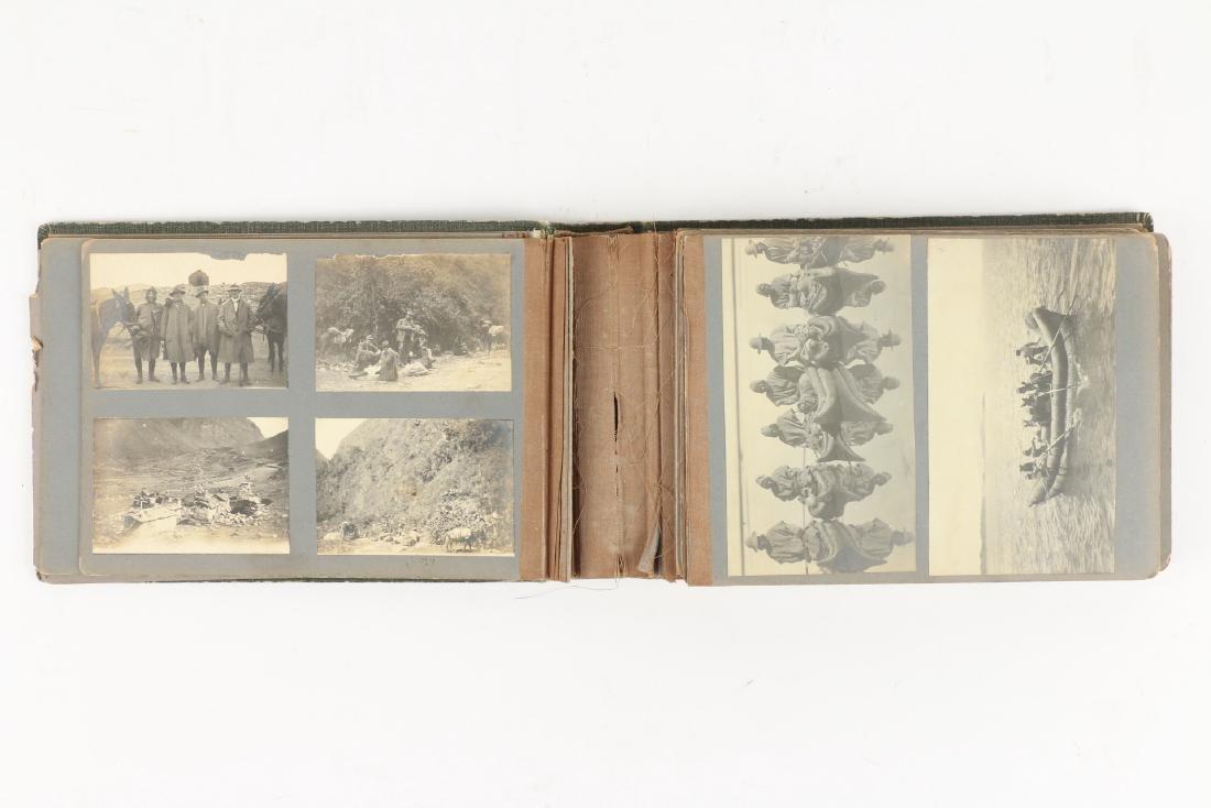 C.1900 Bolivian Mining Prospector Photo Album - 5
