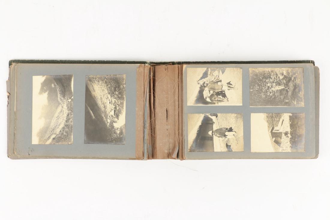 C.1900 Bolivian Mining Prospector Photo Album - 7