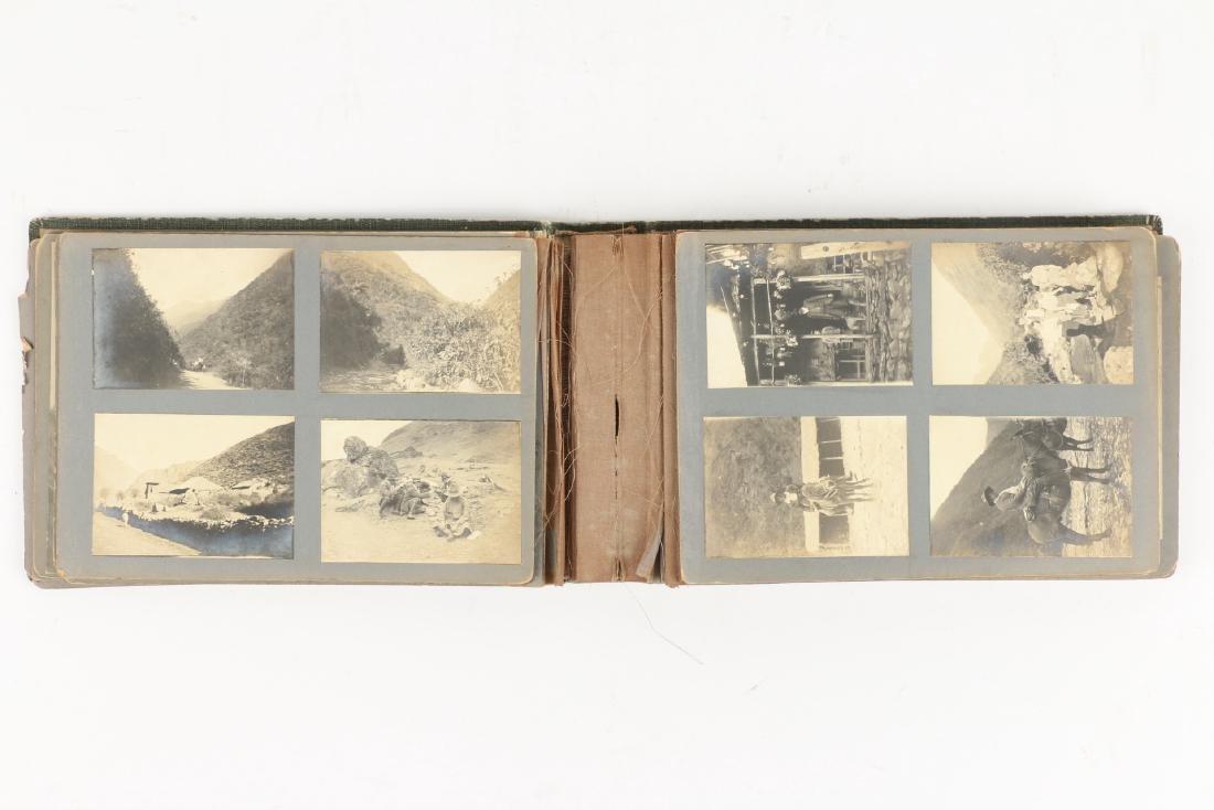 C.1900 Bolivian Mining Prospector Photo Album - 8