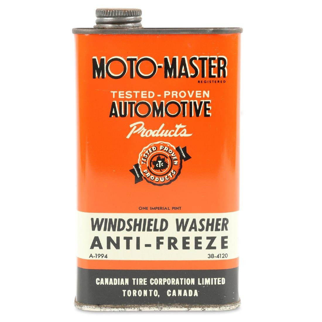 Canadian Tire Moto-Master Can