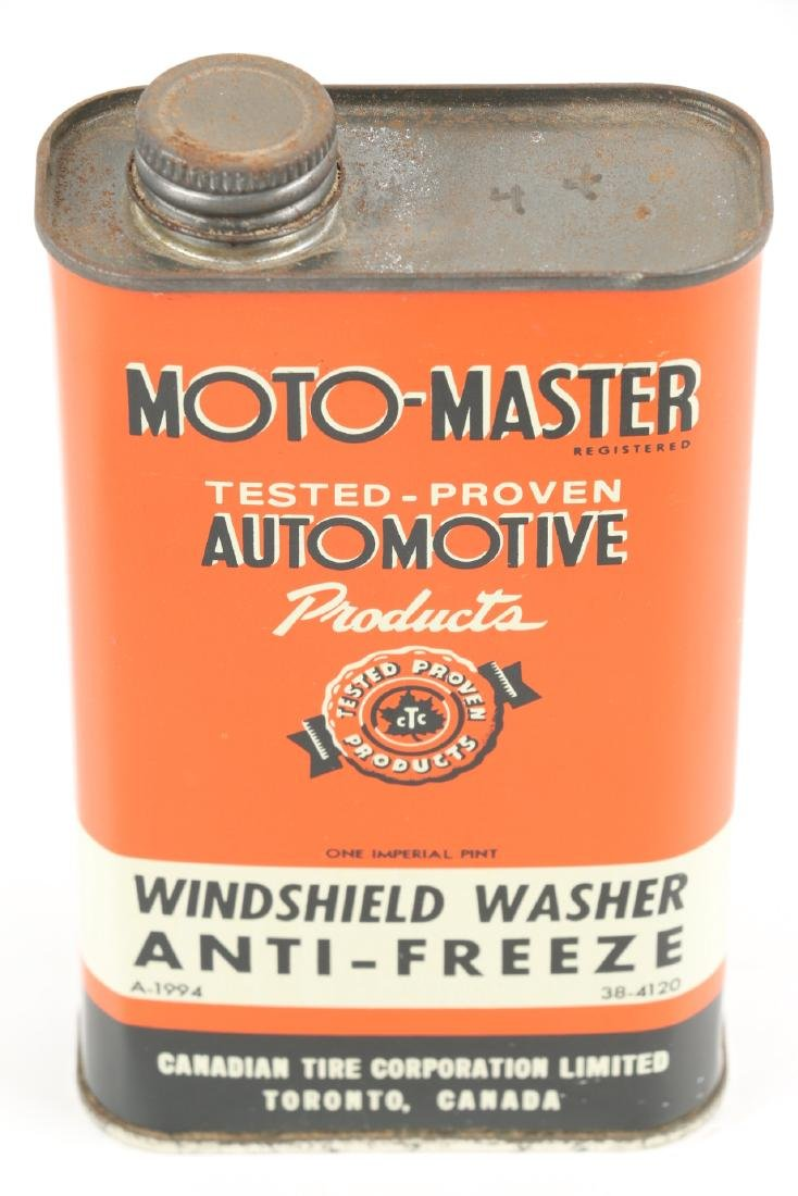 Canadian Tire Moto-Master Can - 2