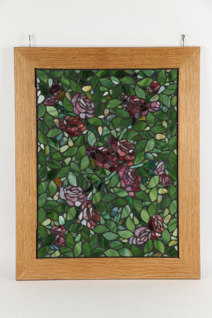 Leaded Mosaic Glass Windows - 2