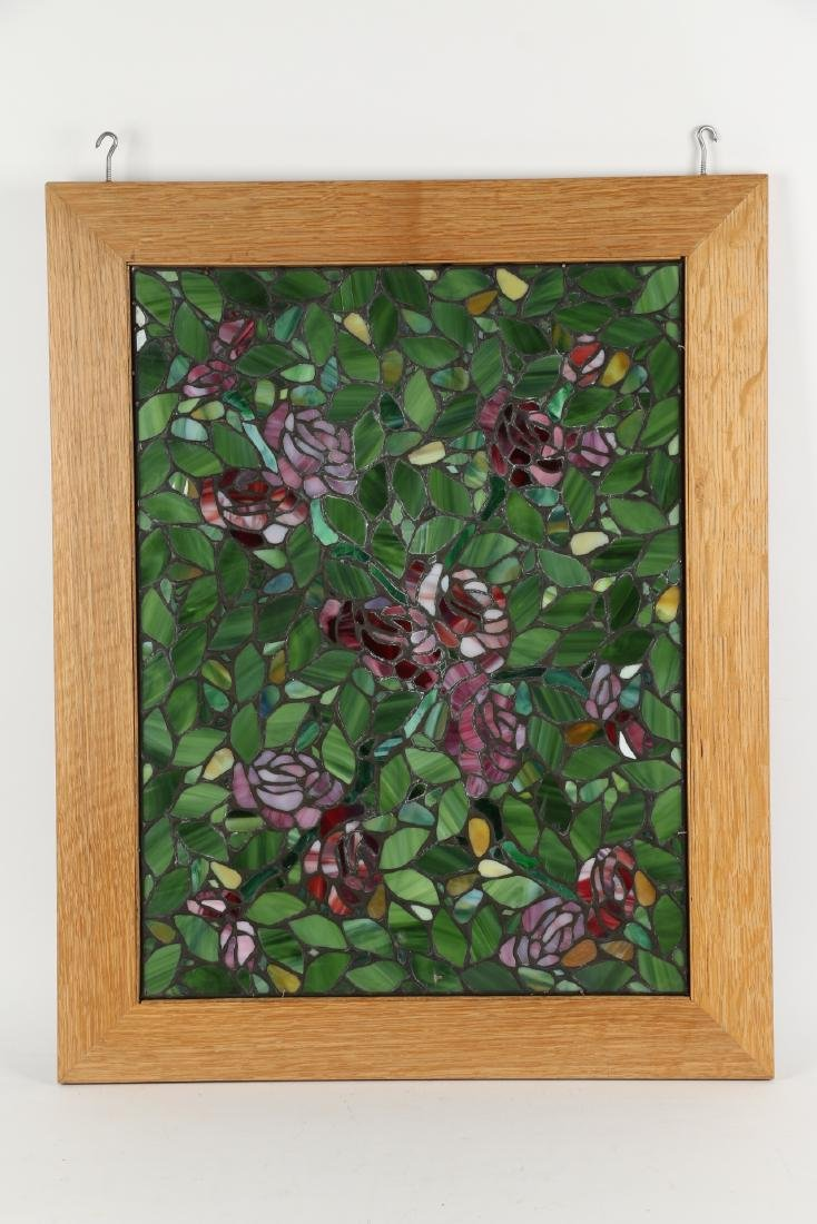 Leaded Mosaic Glass Windows - 3